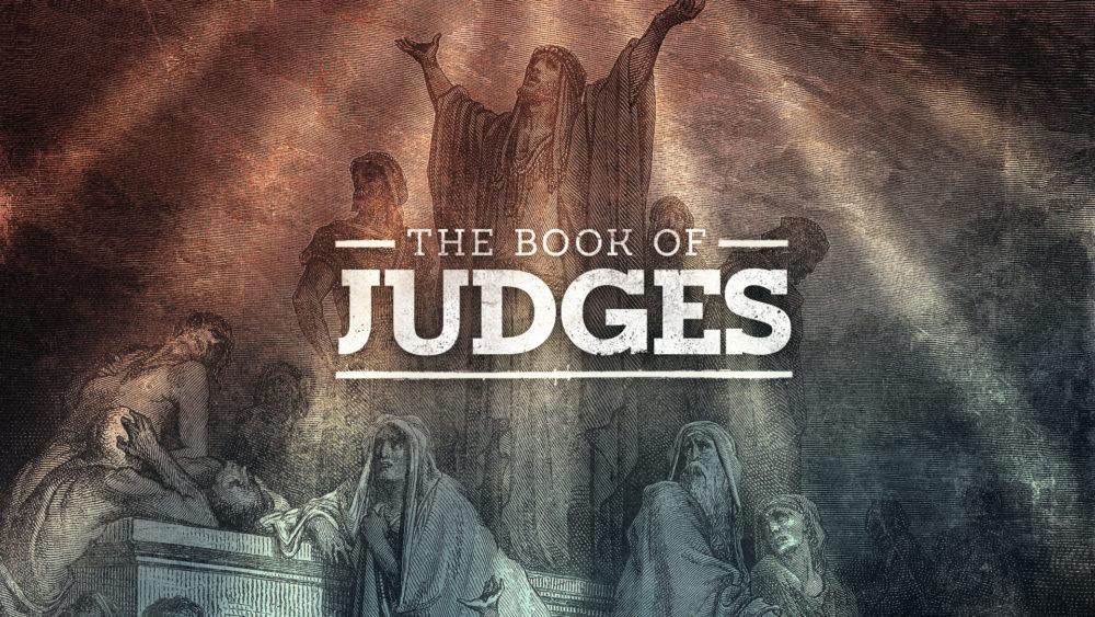 Judges Bible Study